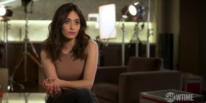 Video: Go Behind the Scenes of 'Shameless' with Emmy Rossum