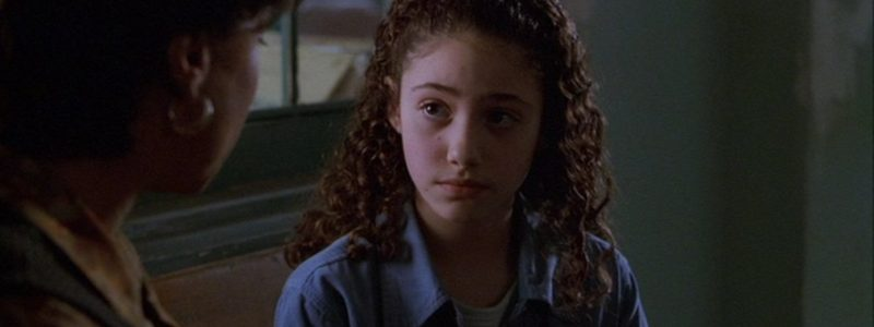 Emmy Rossum in Law & Order